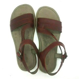 Keen Strappy Slingback Sandals Size 8.5 Casual